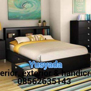 Jual Tempat Tidur Minimalis Jakarta