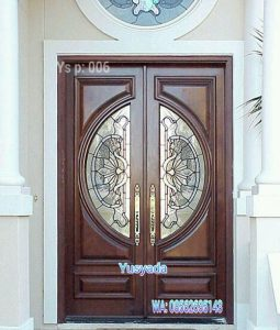 Pintu Rumah Kayu Jakarta